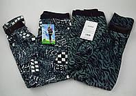 Женские тёплые гамаши с мехом Aliya 08-1-R