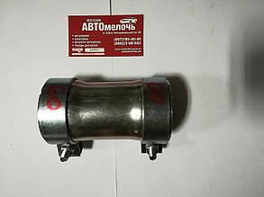 Хомут глушителя трубный Д=60 125 мм пр-во Польша