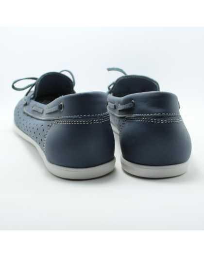 Женские туфли топсайдеры Goergo 1675 Jeans
