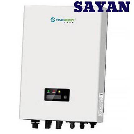 Мережевий інвертор TRANNERGY TRN020KTL 20 кВт 380В 2 МРРТ, фото 2