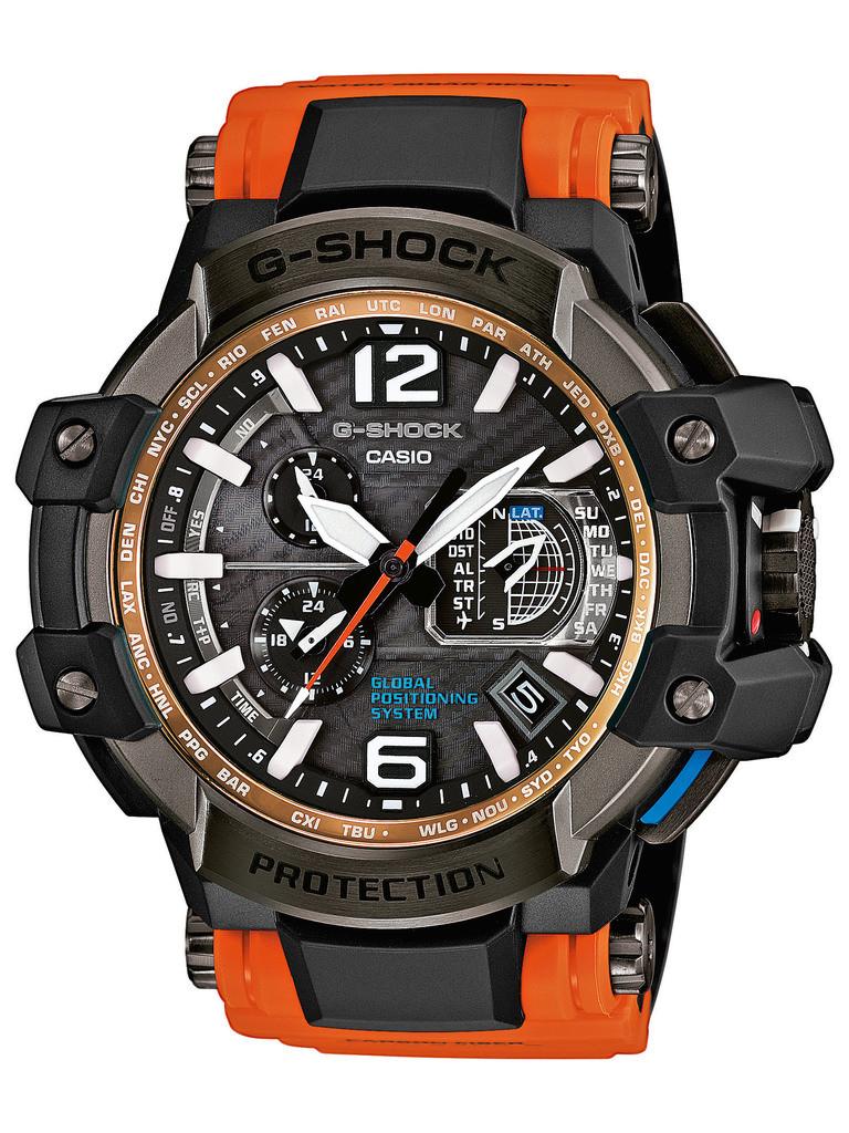 Часы CASIO GPW-1000-4AER