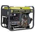 Дизельный генератор Konner & Sohnen BASIC KS 8000DE ATSR, фото 2