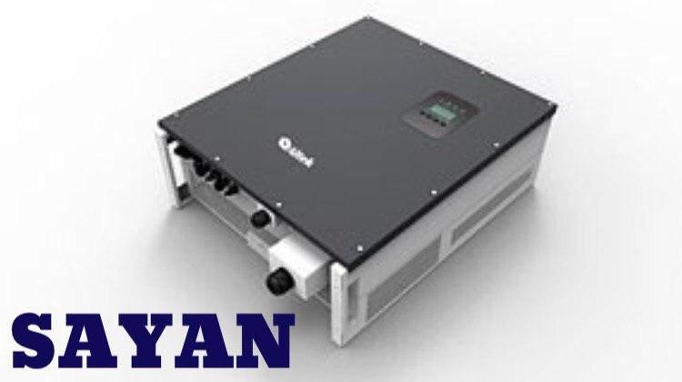 Інвертор напруги мережевий Altek AKSG-15K-DM 15 кВт, фото 2