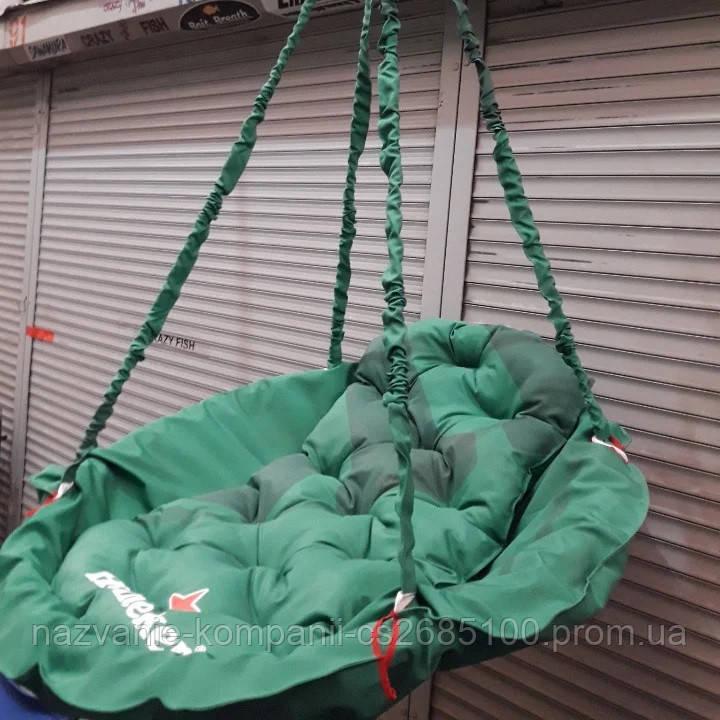 Подвесное кресло - качеля 140 кг
