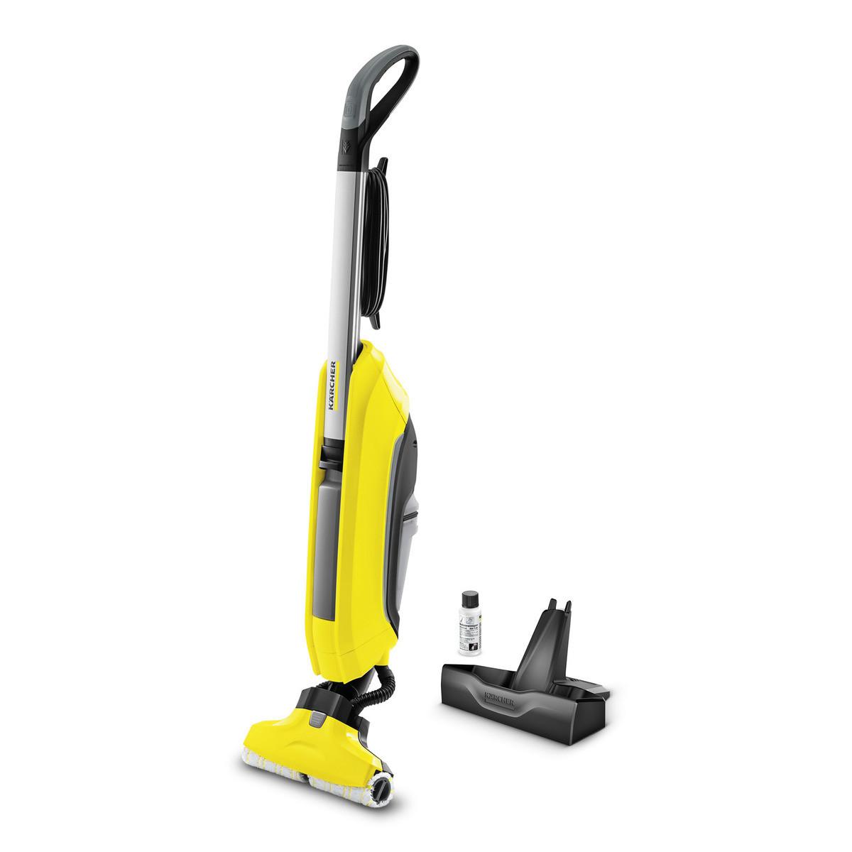 Аппарат для влажной уборки пола FC 5 KARCHER (Поломойная машина для дома)