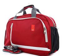 Дорожная сумка 6806 bordo Дорожные сумки   купить дорожную сумку   Одесса 7 км