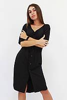 S, M, L | Жіноче повсякденне плаття Elison, чорний S (42-44)