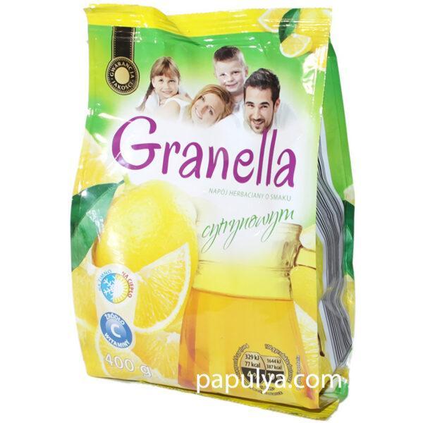 Чай гранулированный Granella лимон, 400гр