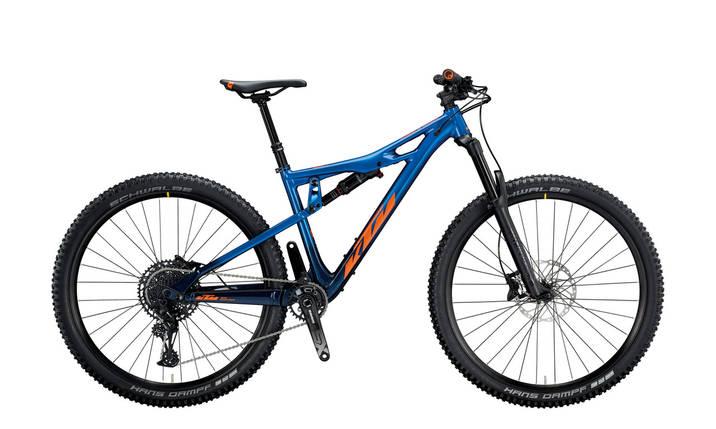 """Велосипед KTM PROWLER 292 29"""", рама M, сине-оражевый, 2020, фото 2"""