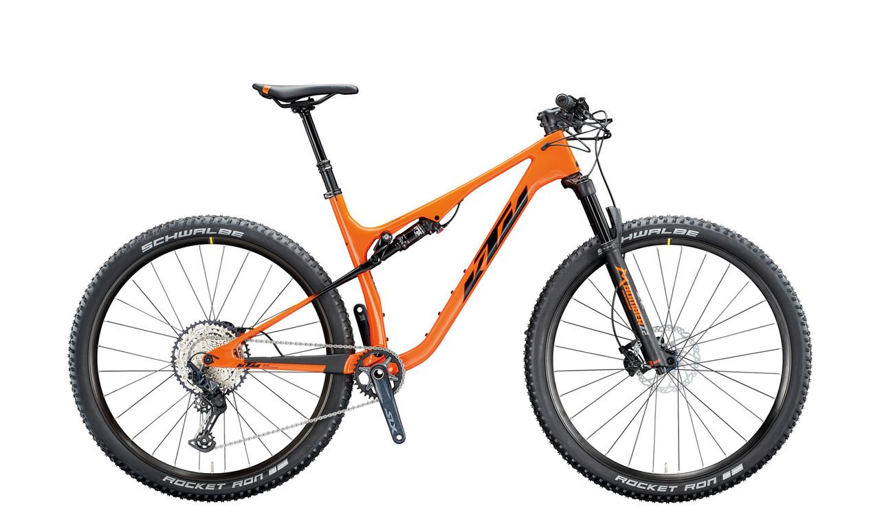 """Велосипед KTM SCARP MT ELITE 29"""", рама M , оранжево-черный , 2020"""