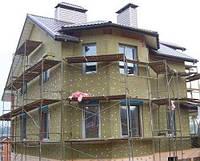 Минеральная, Базальтовая вата для утепления фасада