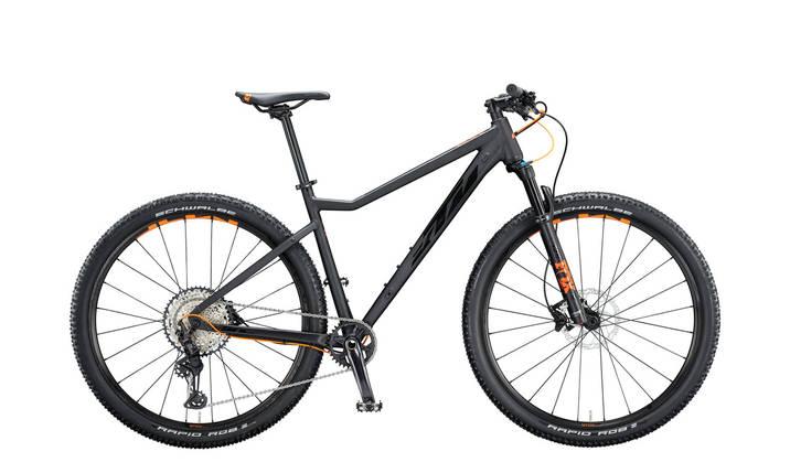 "Велосипед KTM ULTRA 1964 PRO 29"", рама M, черно-оранжевый, 2020, фото 2"