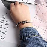 Модный браслет на руку Гвоздь, фото 10