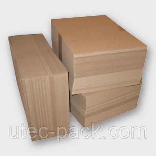 Картон палітурний 1,50 мм формат 320*230 мм,упаковка 30 шт., картонаж.