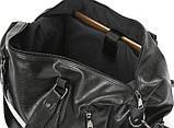 Стильная мужская городская сумка экокожа, фото 7