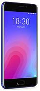 Meizu M6 2/16Gb Blue Grade B2 Б/У, фото 3