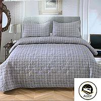 Покрывало Koloco (200x230 cm, 2 наволочки 50х70 см) | Покрывало с наволочками | Плед | Покрывало на кровать
