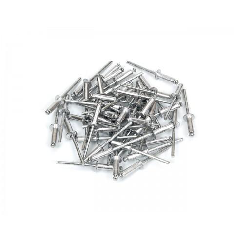 """ТМ""""POLAX"""" Заклепка алюмінієва 4,8* 8 (50шт) (шт.)"""