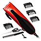 Машинка для стрижки волосся Gemei GM-1012 професійна   триммер для волосся, фото 2