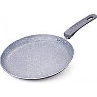 Сковорода с антипригарным покрытием для блинов Con Brio CB-2215 диаметр 22 см