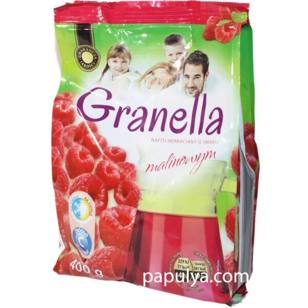 Чай гранулированный Granella малина, 400гр