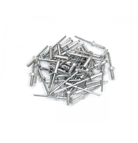 """ТМ""""POLAX"""" Заклепка алюмінієва 4,8*12,5мм (50шт) (шт.)"""