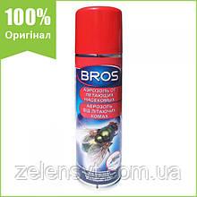 """""""Аэрозоль от летающих насекомых"""" 150 мл от BROS (оригинал, Польша)"""
