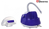 Отпариватель DOMOTEC MS-5351 ручной вертикальный для одежды | Пароочиститель | Паровой утюг, фото 3