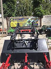 Навантажувач фронтальний на МТЗ BEROMET (ковш), фото 2