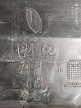 Накладка молдинг  переднего бампера левая Peugeot 307 9653583477, фото 2