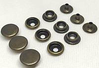 Кнопка 15 мм Каппа Антик ( в упаковки 720 штук )