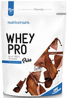 Сывороточный протеин Nutriversum - Whey Pro Pure (1000 грамм) chocolate/шоколад