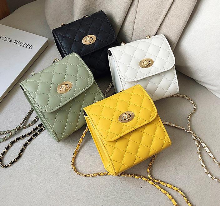Женская маленькая сумочка клатч