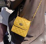 Женская маленькая сумочка клатч, фото 2
