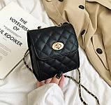 Женская маленькая сумочка клатч, фото 3