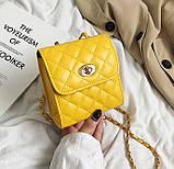 Женская маленькая сумочка клатч, фото 6