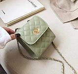 Женская маленькая сумочка клатч, фото 7