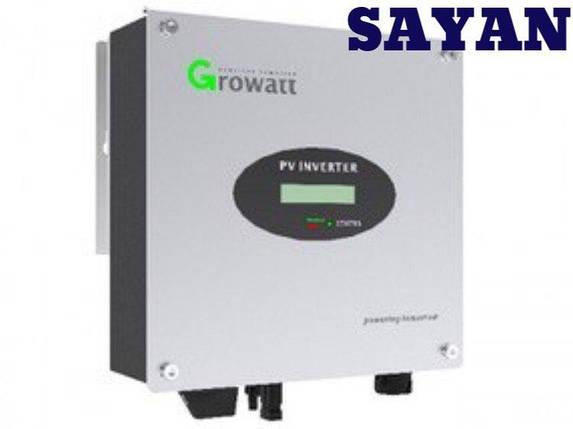 Мережевий інвертор GROWATT 1000 S, фото 2
