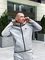 Толстовка мужская Nike Tech Fleece / CLO-114 (Размеры:M,L,XL,2XL)