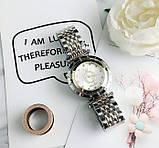 Стильные женские часы Pandora реплика Золото с серебром, фото 4