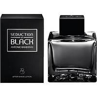 Мужская Туалетная вода  (лицензия) лицензия ОАЭ Antonio Banderas Seduction In Black (100ml) мужские