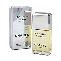 Туалетная вода  (лицензия) (лицензия) Chanel Egoiste Platinum (100ml)
