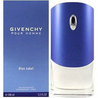 Туалетная вода  (лицензия) лицензия ОАЭ Givenchy Pour Homme Blue Label (100ml)