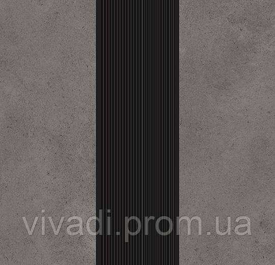 Sarlon Complete Step-cement medium grey, nose black