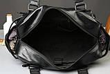 Кожаная мужская сумка Экокожа, фото 8