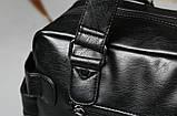 Кожаная мужская сумка Экокожа, фото 10