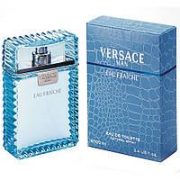 Туалетная вода  (лицензия) Versace Man Eau Fraiche (100ml)