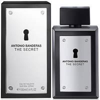 Туалетная вода  (лицензия) (лицензия) Antonio Banderas The Secret (100ml)
