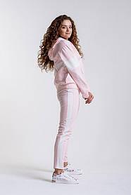 Спортивний костюм жіночий (Рожевий)