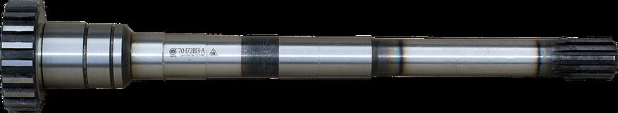 Вал МТЗ  70-1721113 А  силової передачі  ТАРА, фото 2
